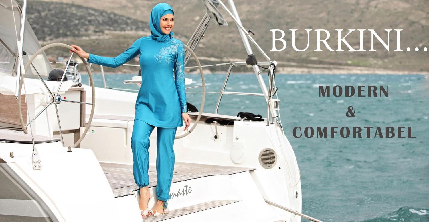 Kwaliteits burkini's van Hasema by Qwinsy